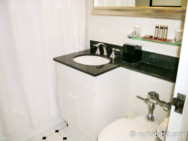 New York Studio accommodation - bathroom (NY-14520) photo 1 of 4
