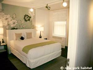 New York T2 appartement location vacances - chambre (NY-14524) photo 3 sur 4