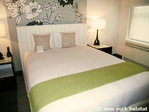 New York T2 appartement location vacances - chambre (NY-14524) photo 2 sur 4