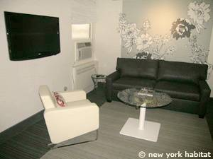 New York T2 appartement location vacances - séjour (NY-14524) photo 4 sur 4