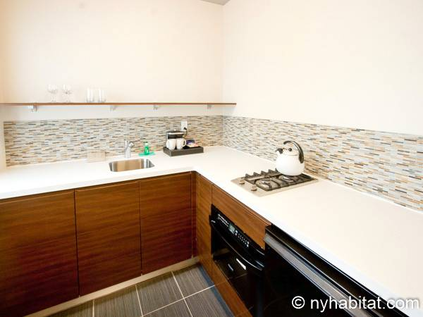 New York 1 Bedroom accommodation - kitchen (NY-14526) photo 1 of 4