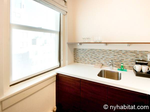 New York 1 Bedroom accommodation - kitchen (NY-14526) photo 4 of 4