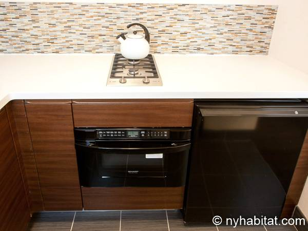 New York 1 Bedroom accommodation - kitchen (NY-14526) photo 3 of 4