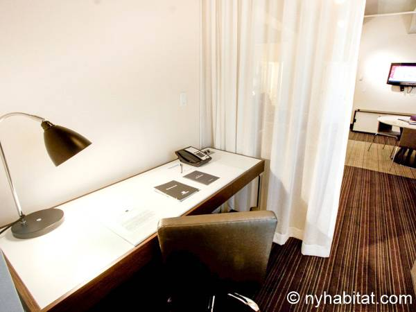 New York 1 Bedroom accommodation - living room (NY-14526) photo 4 of 4