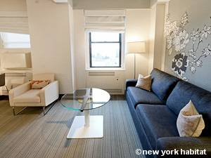 New York 2 Bedroom apartment - living room (NY-14528) photo 2 of 4