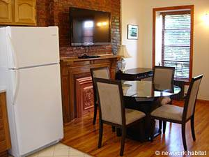 New York 2 Bedroom apartment - living room (NY-14549) photo 1 of 10