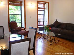 New York 2 Bedroom apartment - living room (NY-14549) photo 9 of 10