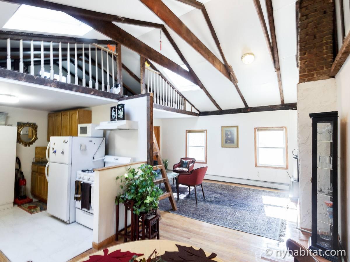 Casa vacanza a new york 2 camere da letto bedford for New york appartamenti vacanze