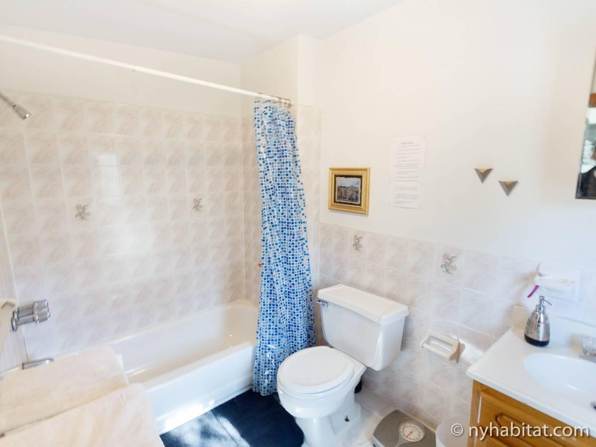 Casa vacanza a new york 2 camere da letto bedford for 2 camere da letto 1 bagno di casa