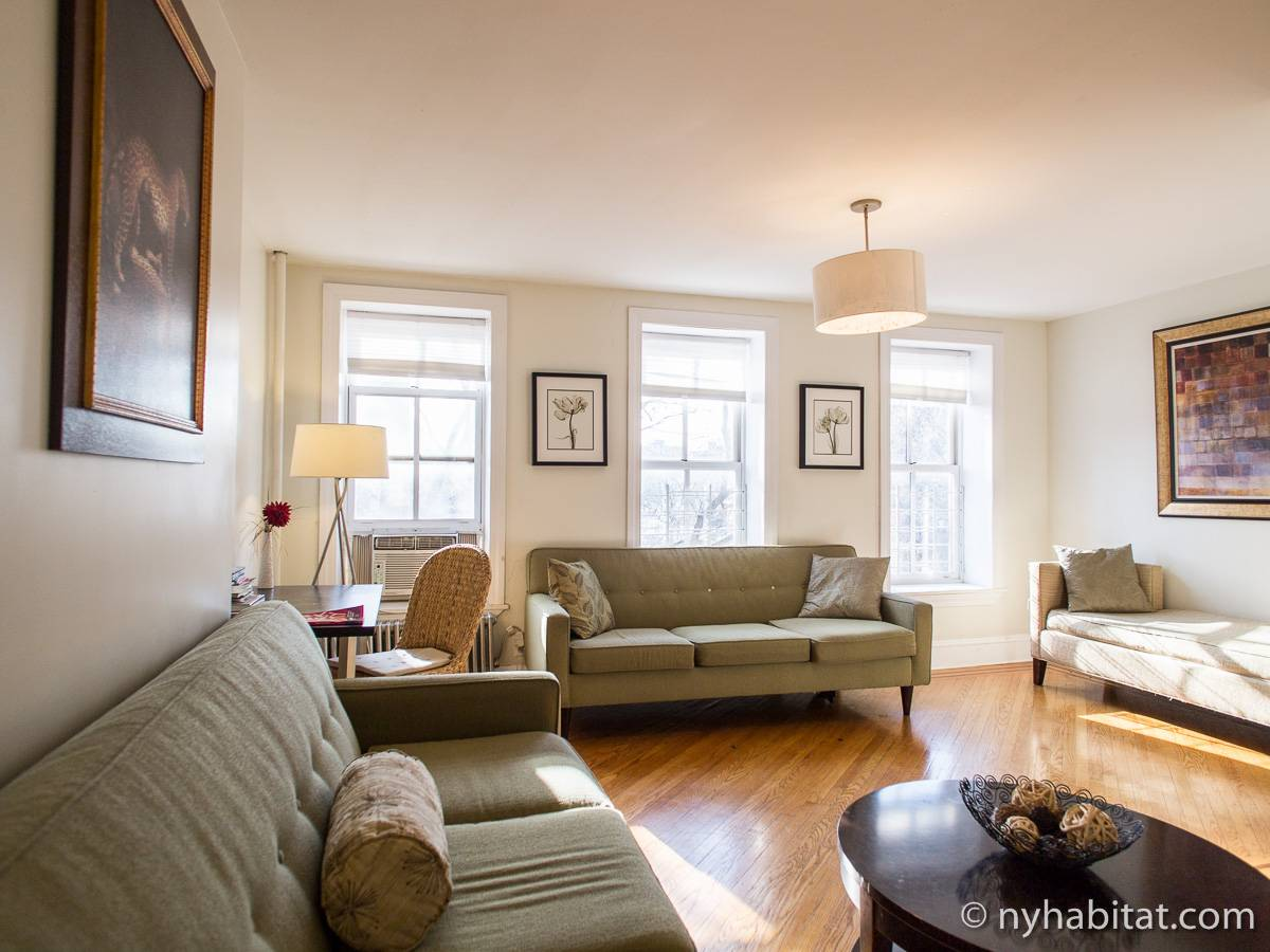 New York - 3 Bedroom accommodation - Apartment reference NY-14590