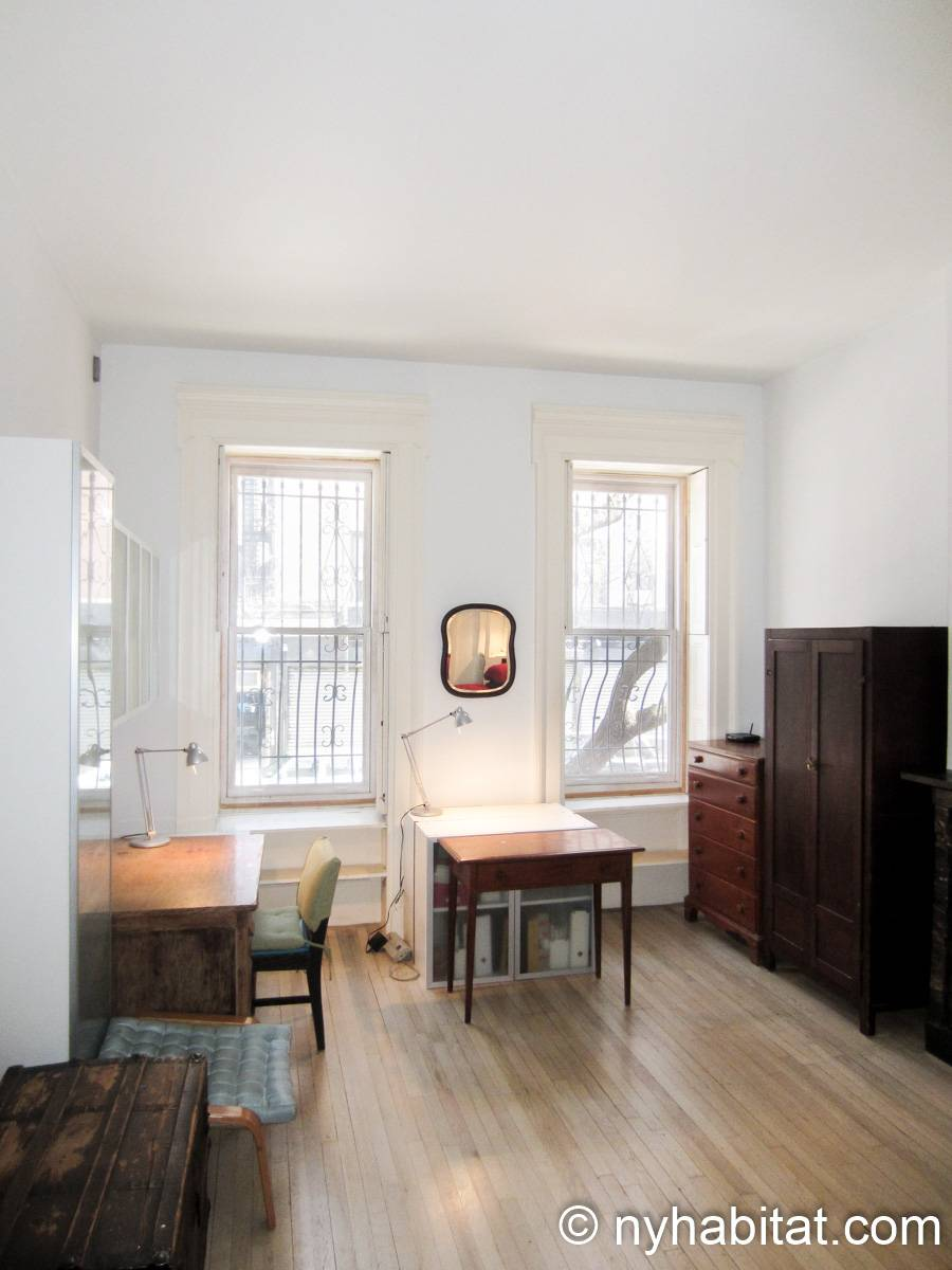 New York 1 Bedroom accommodation bed breakfast - bedroom (NY-14595) photo 4 of 9