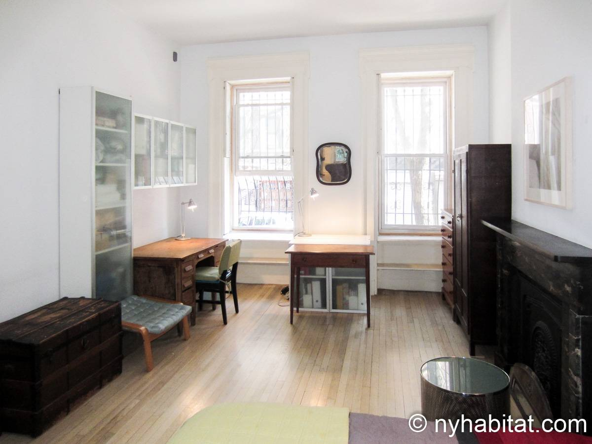 New York 1 Bedroom accommodation bed breakfast - bedroom (NY-14595) photo 9 of 9
