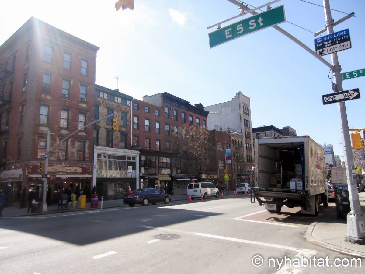 New York 1 Bedroom accommodation bed breakfast - other (NY-14595) photo 8 of 10