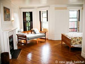 New York 1 Bedroom apartment - bedroom (NY-14603) photo 2 of 7