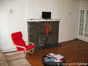 New York 1 Bedroom apartment - living room (NY-14603) photo 2 of 8