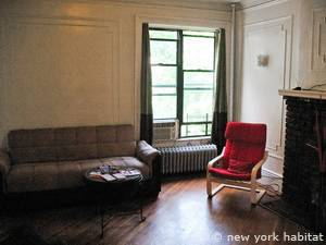 New York 1 Bedroom apartment - living room (NY-14603) photo 3 of 8