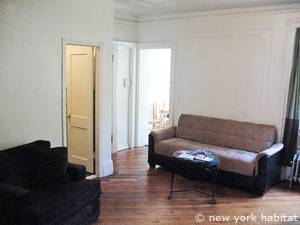 New York 1 Bedroom apartment - living room (NY-14603) photo 4 of 8