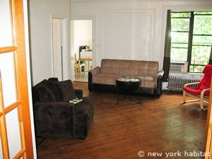 New York 1 Bedroom apartment - living room (NY-14603) photo 7 of 8
