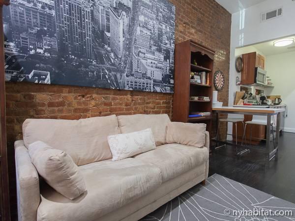 casa vacanza a new york - 1 camera da letto - harlem (ny-14604) - Camera Da Letto Tema New York