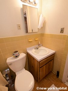 New York Studio accommodation - bathroom (NY-14638) photo 2 of 2