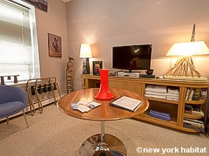 New York Studio accommodation - living room (NY-14638) photo 6 of 8