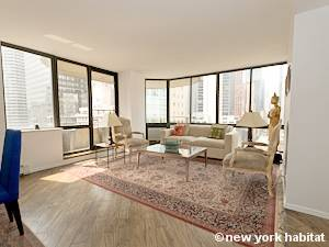 New York 2 Bedroom apartment - living room (NY-14663) photo 1 of 8