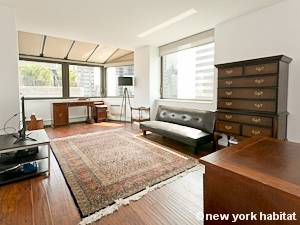 New York 2 Bedroom apartment - bedroom 2 (NY-14663) photo 1 of 6