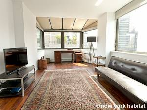 New York 2 Bedroom apartment - bedroom 2 (NY-14663) photo 2 of 6