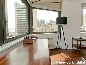 New York 2 Bedroom apartment - bedroom 2 (NY-14663) photo 3 of 6