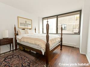 New York 2 Bedroom apartment - bedroom 1 (NY-14663) photo 1 of 4