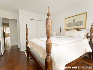 New York 2 Bedroom apartment - bedroom 1 (NY-14663) photo 2 of 4