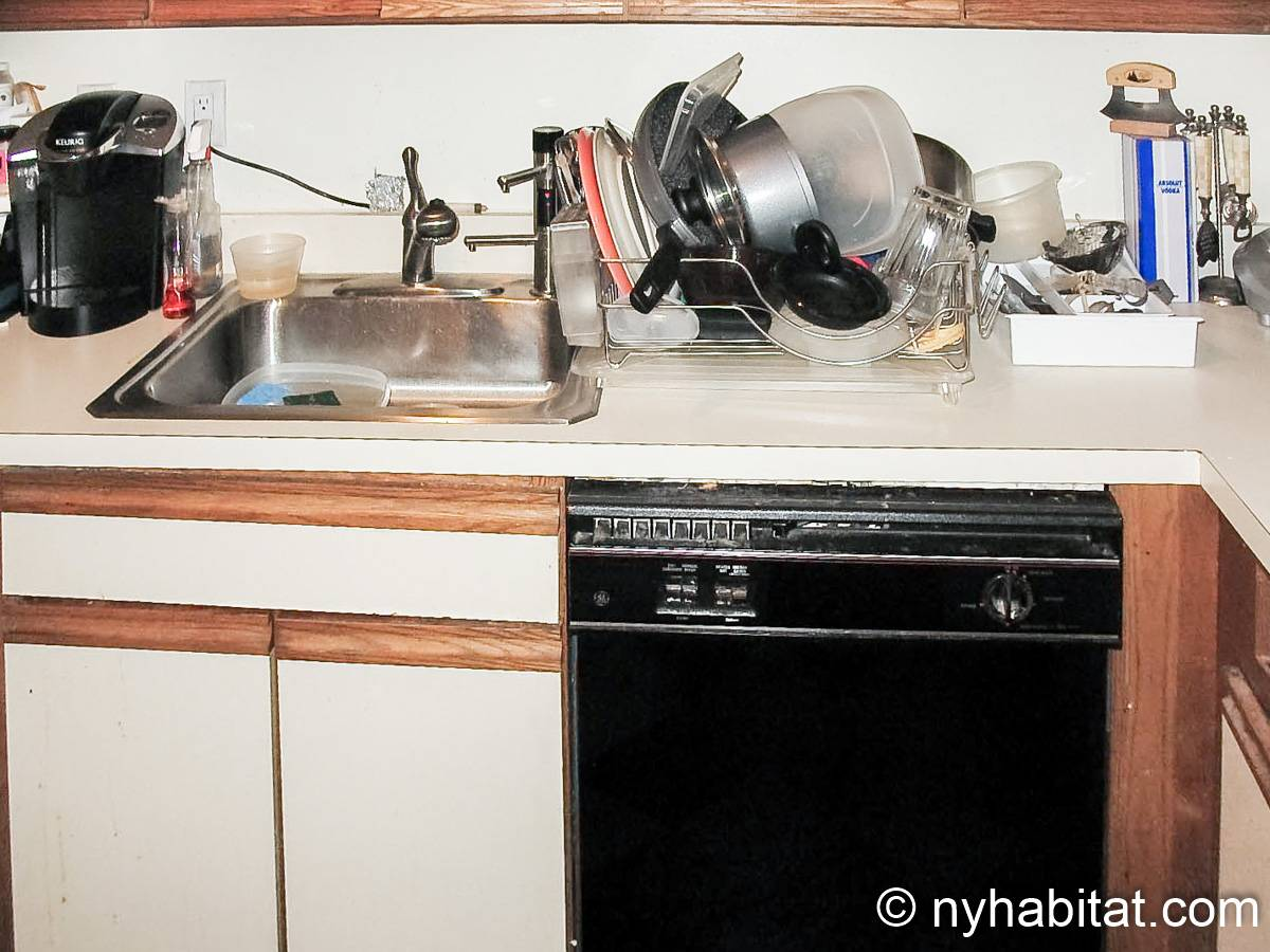 New York T4 appartement bed breakfast - cuisine (NY-14665) photo 1 sur 7