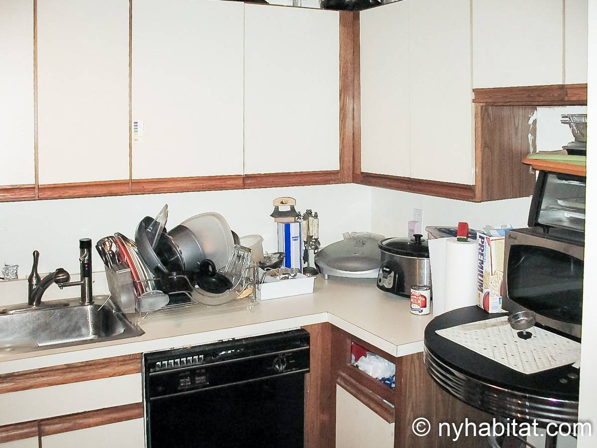 New York T4 appartement bed breakfast - cuisine (NY-14665) photo 2 sur 7