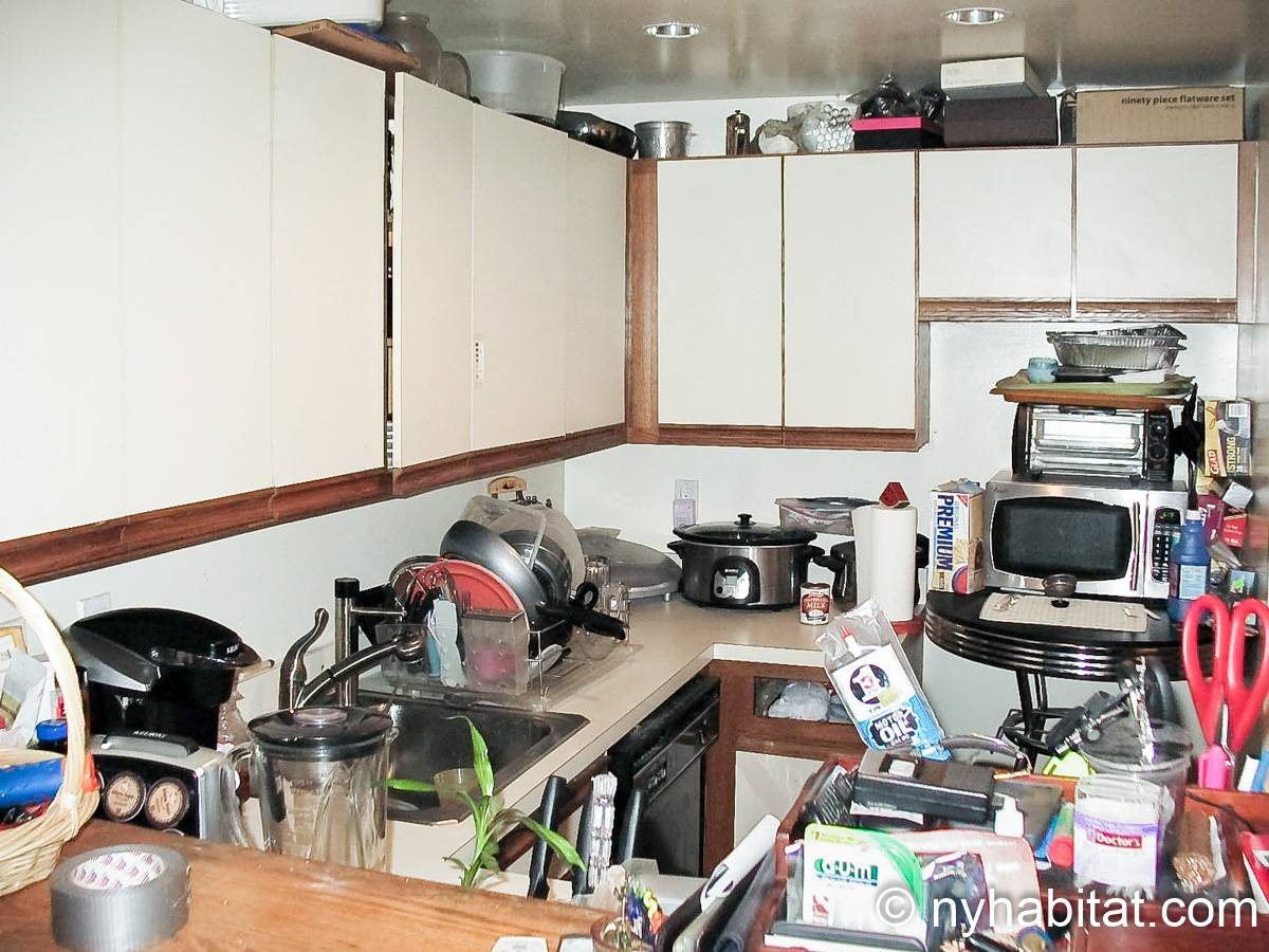 New York T4 appartement bed breakfast - cuisine (NY-14665) photo 3 sur 7
