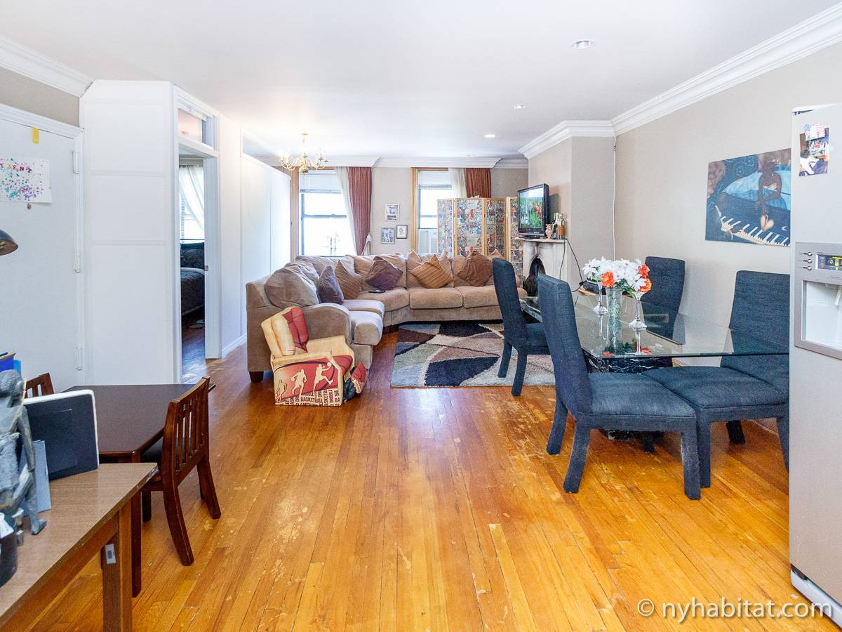 New York T4 appartement bed breakfast - séjour (NY-14665) photo 6 sur 14