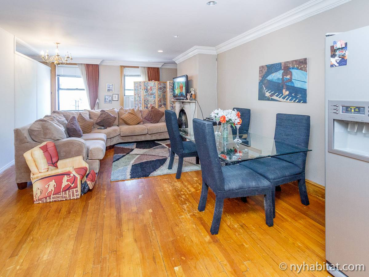 New York T4 appartement bed breakfast - séjour (NY-14665) photo 1 sur 14