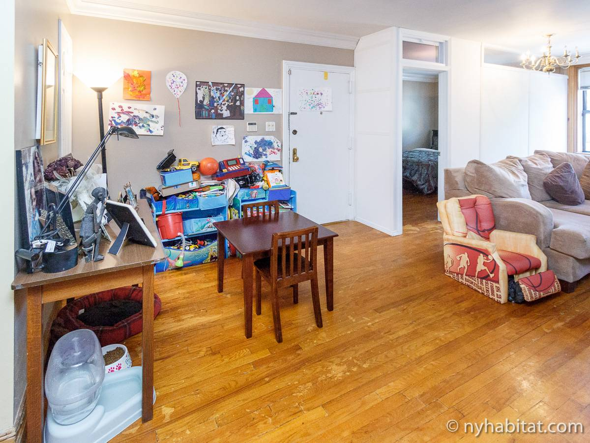 New York T4 appartement bed breakfast - séjour (NY-14665) photo 11 sur 14