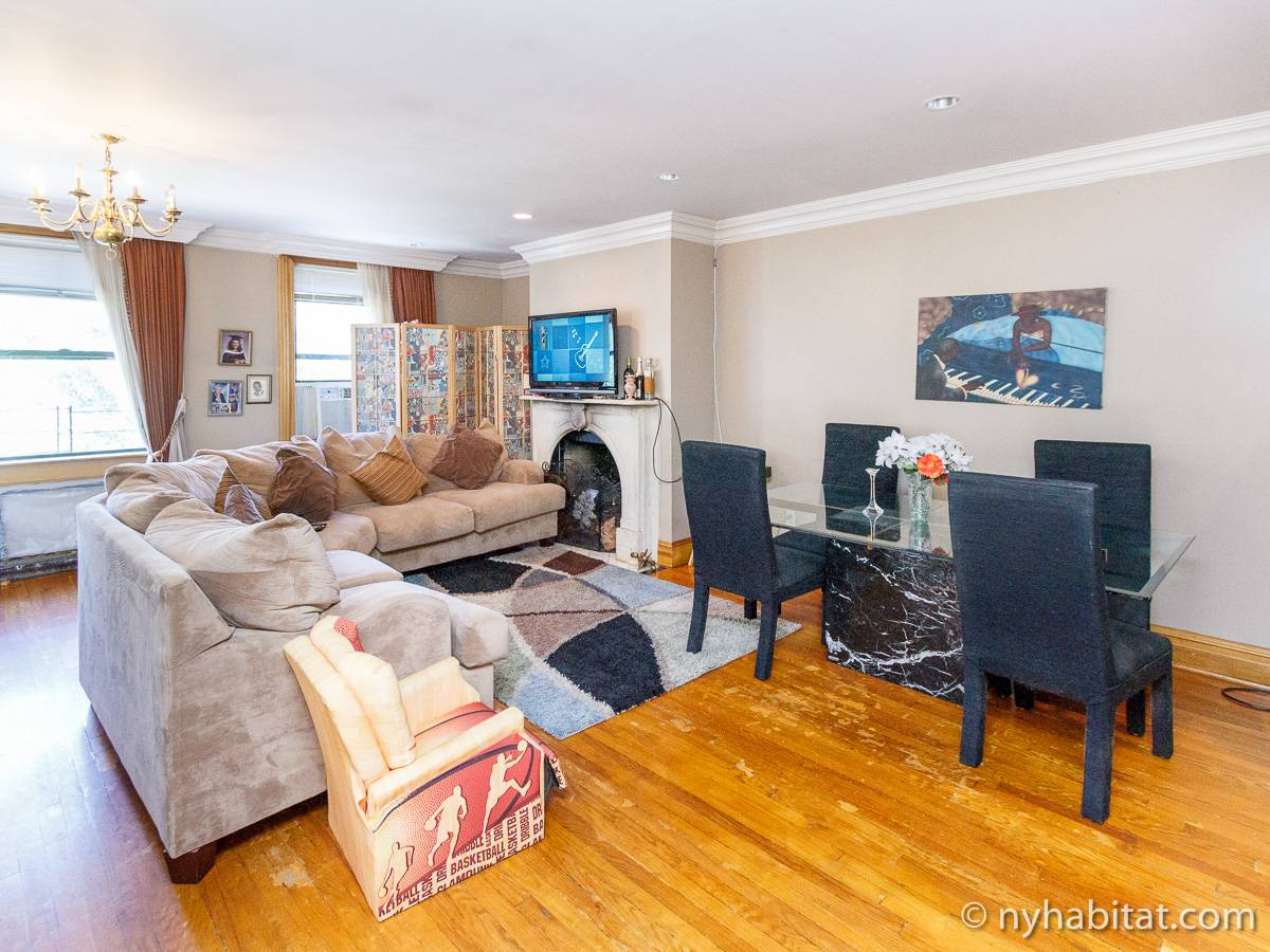New York T4 appartement bed breakfast - séjour (NY-14665) photo 2 sur 14