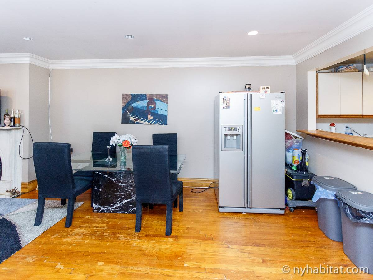New York T4 appartement bed breakfast - séjour (NY-14665) photo 9 sur 14