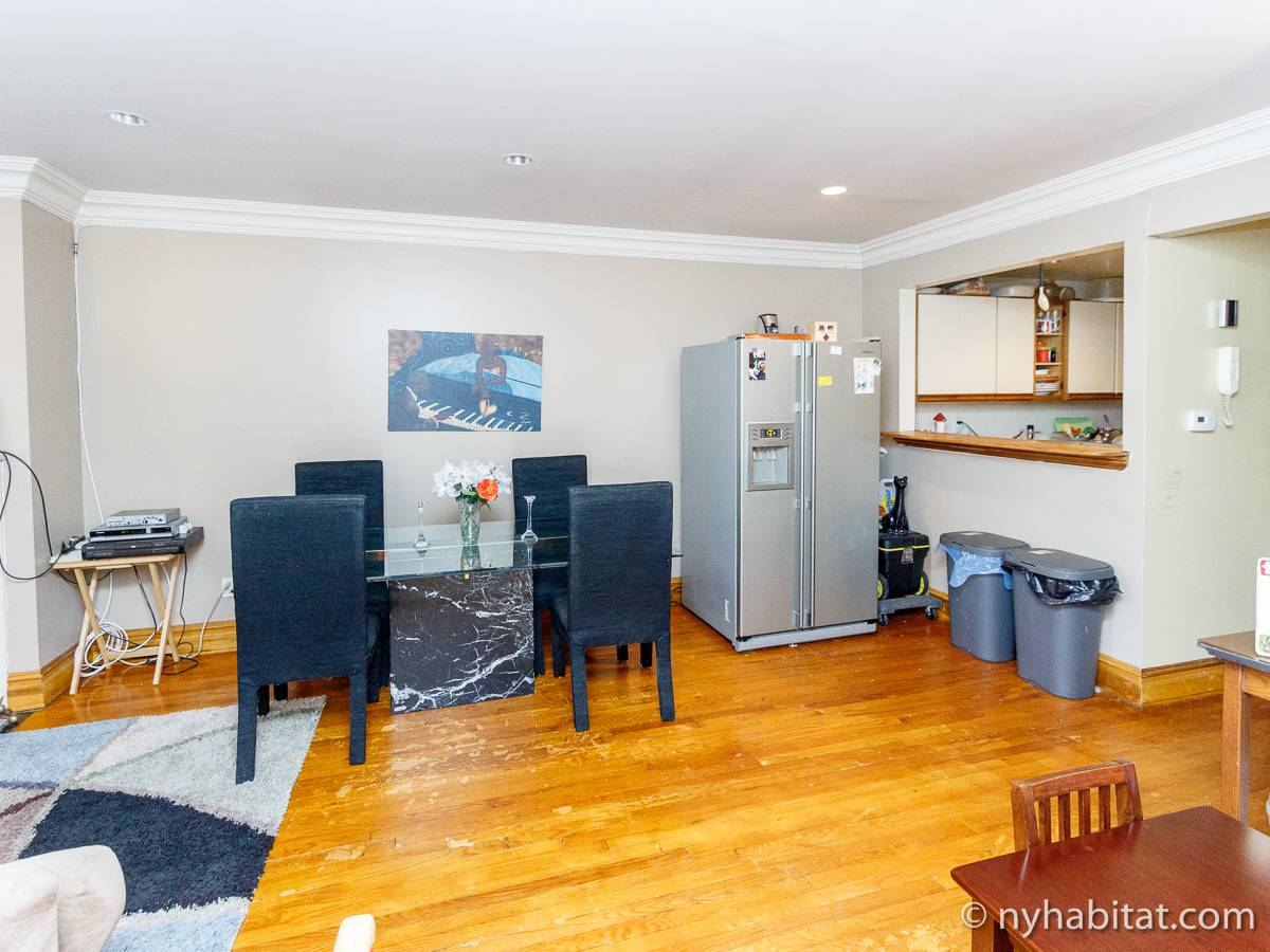 New York T4 appartement bed breakfast - séjour (NY-14665) photo 7 sur 14