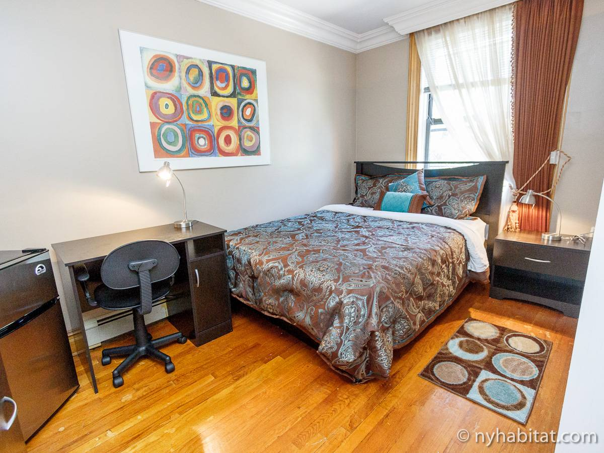 New York T4 appartement bed breakfast - chambre 2 (NY-14665) photo 1 sur 6