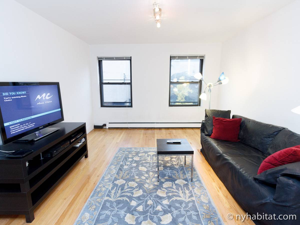 New York 1 Bedroom accommodation - Apartment reference NY-14682