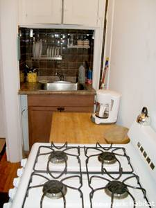 New York 1 Bedroom apartment - kitchen (NY-14702) photo 2 of 5