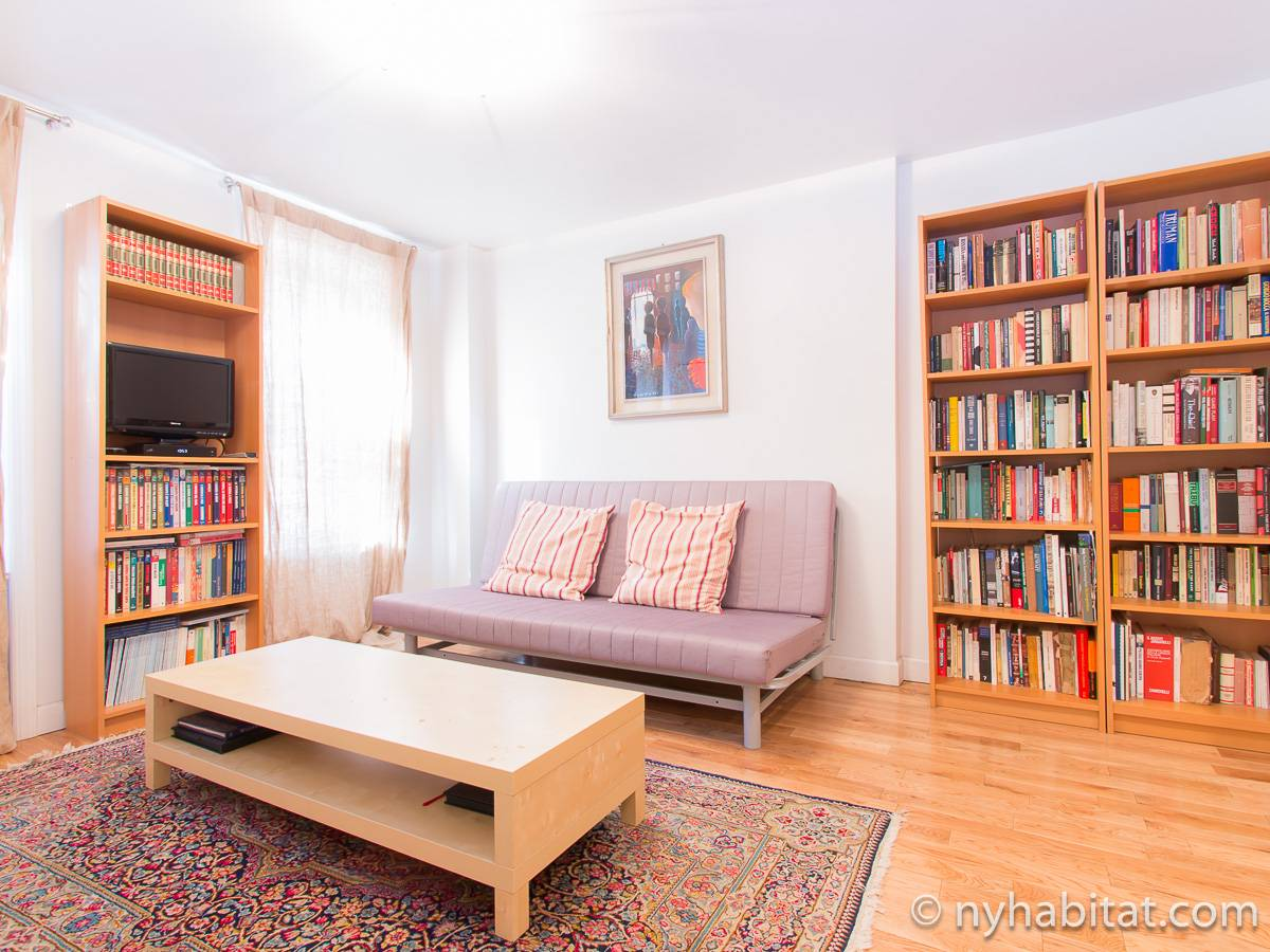 New York - 1 Bedroom accommodation - Apartment reference NY-14720