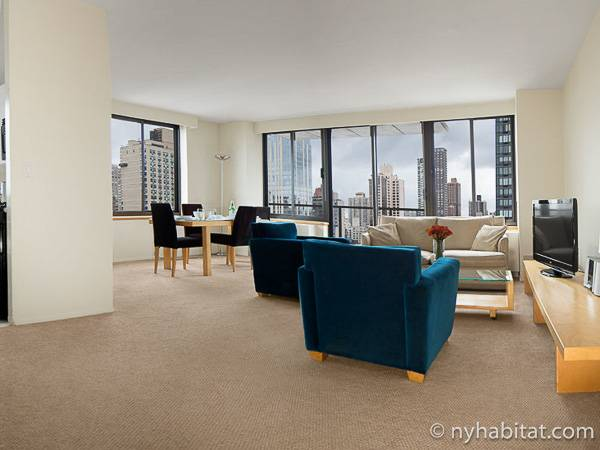 new york 3 bedroom apartment living room ny14742 photo 2 of