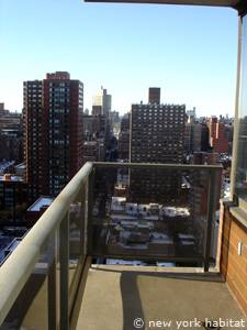 New York 2 Bedroom accommodation - living room (NY-14745) photo 11 of 12