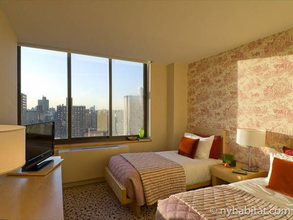 New York 2 Bedroom accommodation - bedroom 2 (NY-14745) photo 1 of 3