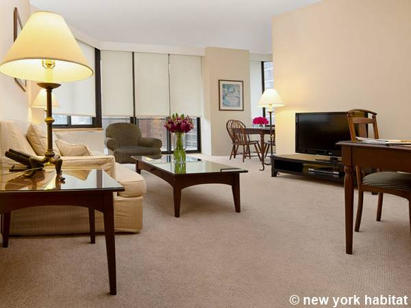 New York - 1 Bedroom accommodation - Apartment reference NY-14747