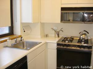 New York T2 appartement location vacances - cuisine (NY-14748) photo 2 sur 3