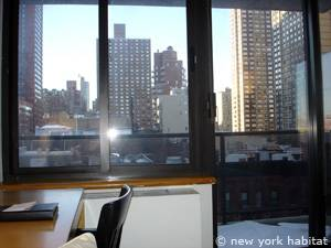 New York T2 appartement location vacances - séjour (NY-14748) photo 7 sur 10